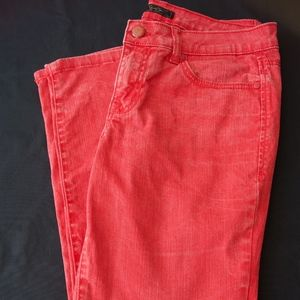 New Jessica Simpson Forever Low Rise Cropped Jeans